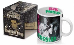 Elvis Presley LP 20oz Coffee Mug
