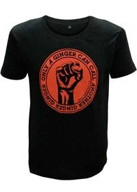 Mens Ginger T-Shirt