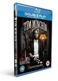 Tim Minchin and the Heritage Orchestra Live at the Royal Albert Hall Bluray