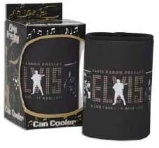Elvis Presley 68 Comeback Can Cooler/Stubby Holder.