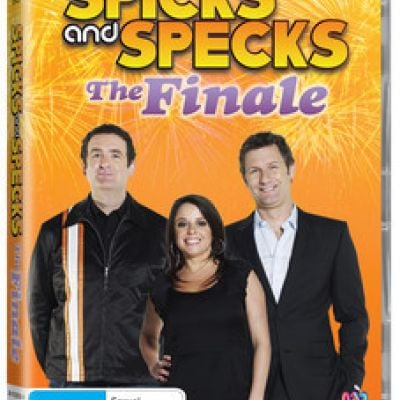 The Finale DVD