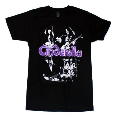 Band Photo Black Tshirt