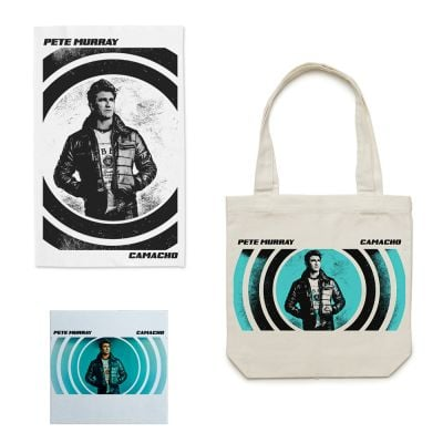 Bundle Pack 2 CD/Tote Bag/Tea Towel