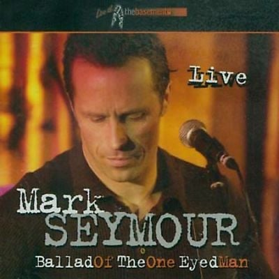 Ballad of The One Eyed Man CD