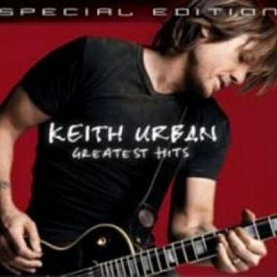 Keith Urban: Greatest Hits CD Double Slimline Case