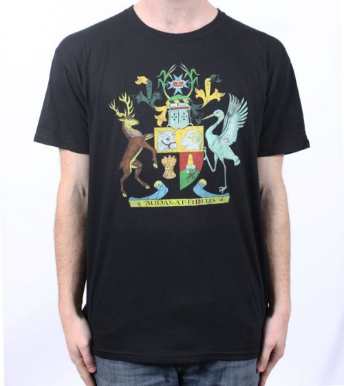 2011 Mens Flood Relief Black Shirt by Foo Fighters