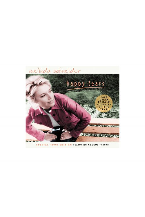 Melinda Schneider – Happy Tears CD (Special Tour Edition) by Compass Brothers Records