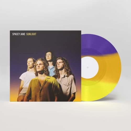 Sunlight LP (Coloured Vinyl) Limited by Spacey Jane