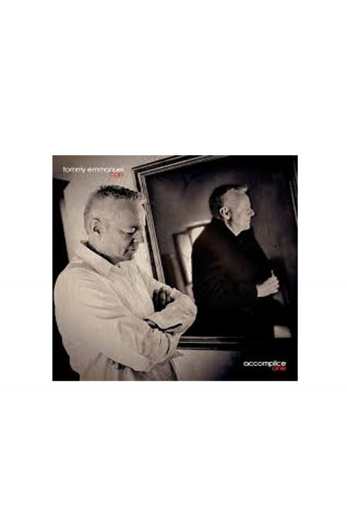 Accomplice One CD by Tommy Emmanuel