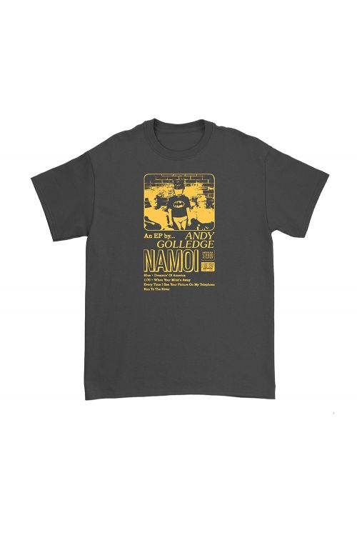 NAMOI VINYL LP AND TSHIRT BUNDLE PACK by Andy Golledge