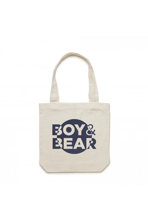Natural Tote Bag by Boy and Bear