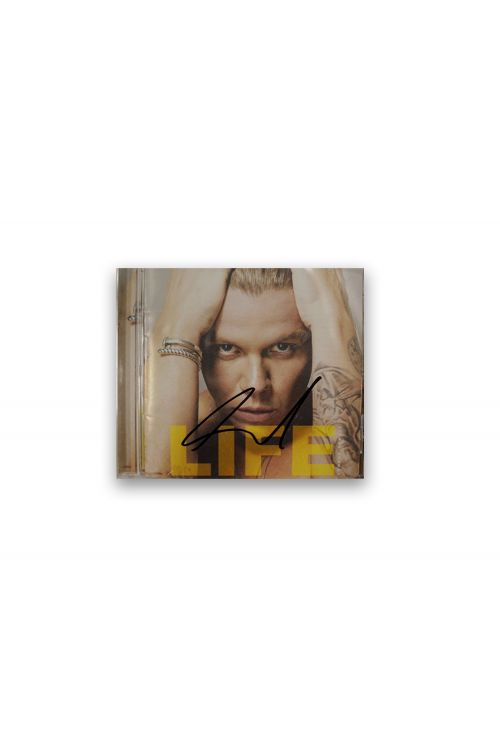 Life CD (Limited Signed Copies) by Conrad Sewell