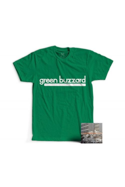 Amidst The Clutter & Mess CD & Tshirt Bundle by Green Buzzard