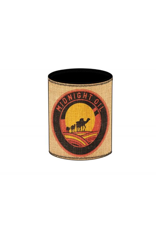 Camel Train Stubby Holder by Midnight Oil