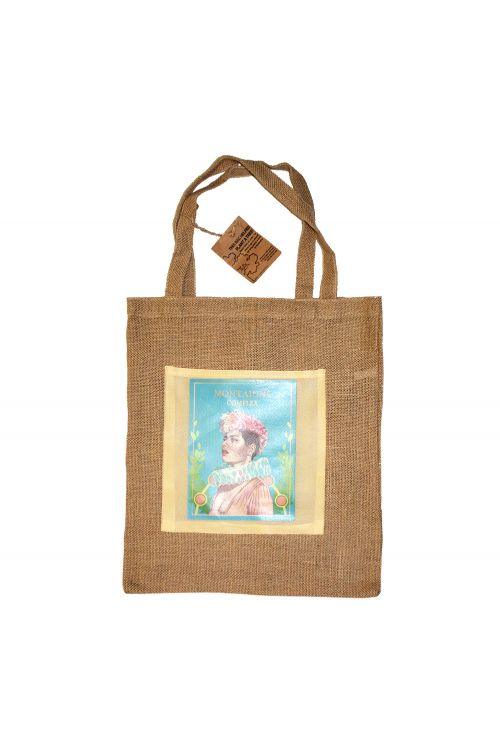 Tote Bag Hessian Complex by Montaigne
