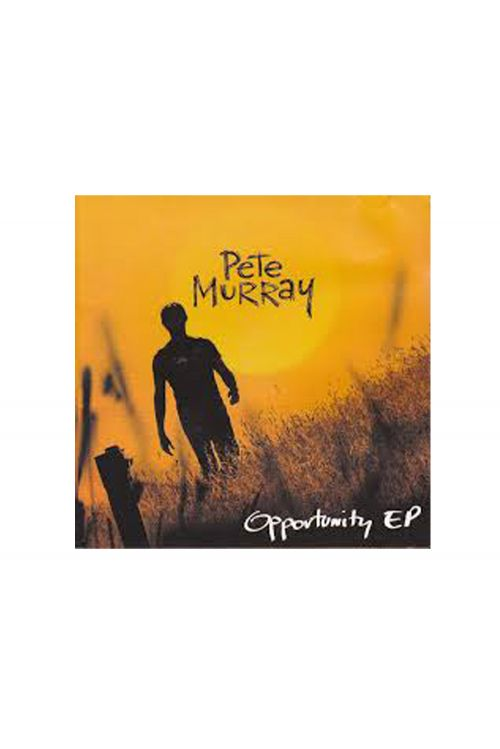 Opportunity EP CD by Pete Murray