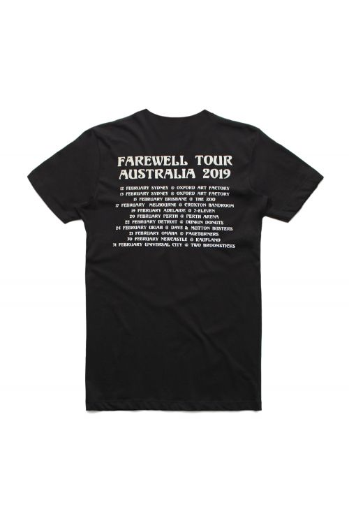 Australian Tour Wings Shirt by Phoebe Bridgers