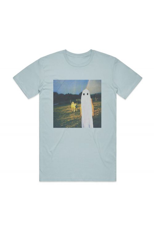 STRANGER SKY BLUE T SHIRT by Phoebe Bridgers
