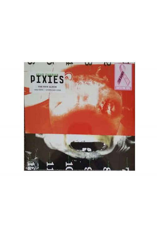 Head Carrier (LP) Vinyl by The Pixies