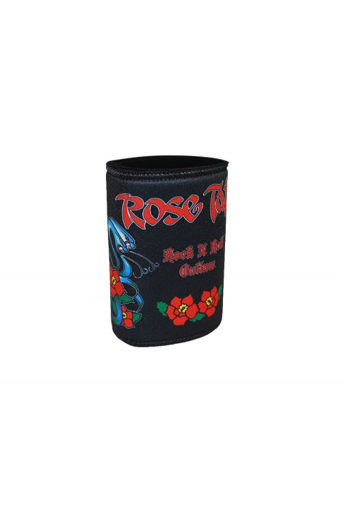 Rock N Roll Outlaw 40th Anniversary Stubby/Can Cooler by Rose Tattoo