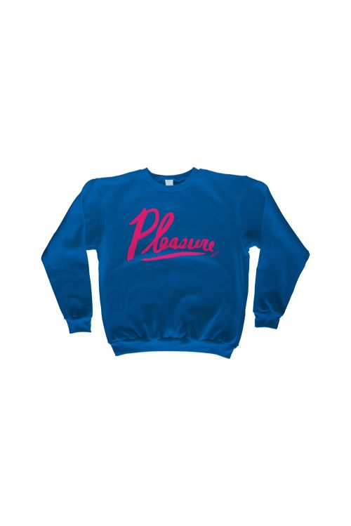 Pleasure Royal Blue Sweater by Feist