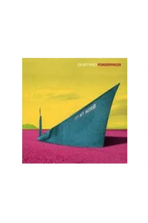 On My Mind CD EP by Powderfinger