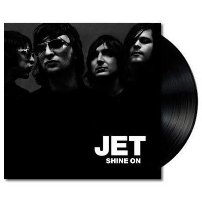 Shine On LP (Vinyl) by Jet