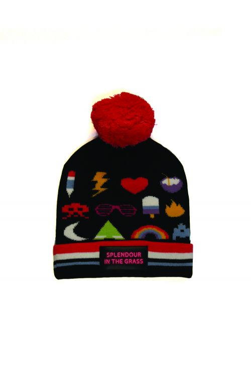 Icons Beanie by Splendour In The Grass
