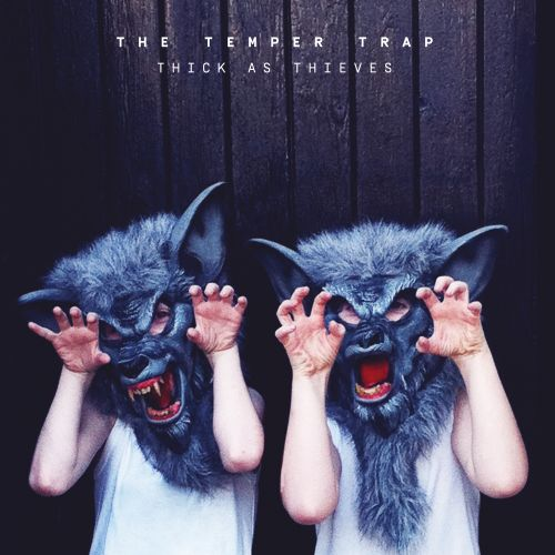 Thick As Thieves (White Vinyl LP) by Temper Trap
