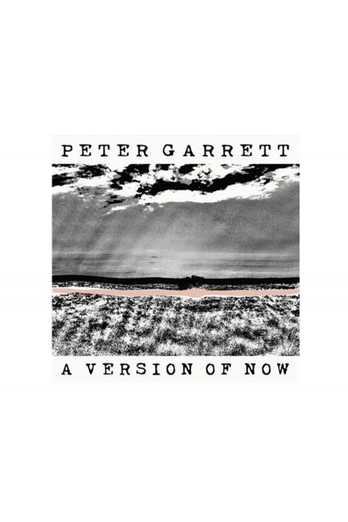 A Version of Now CD by Peter Garrett