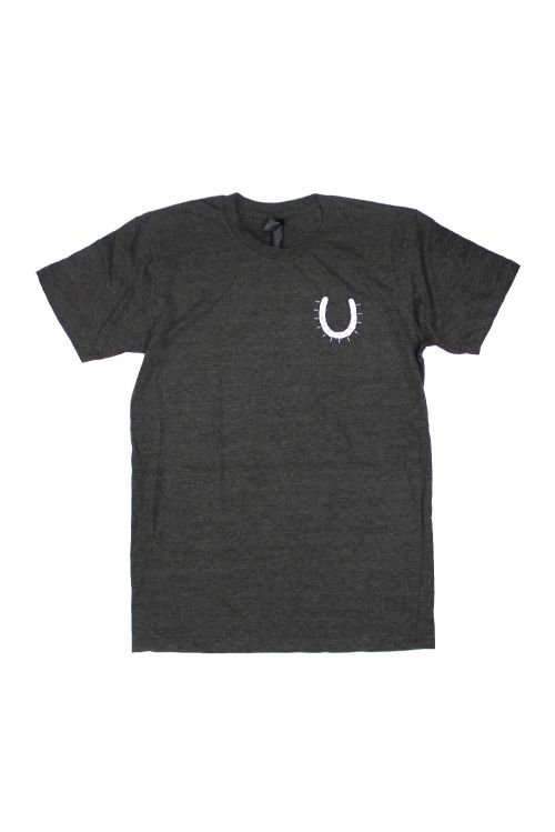 Horseshoe Asphalt Tshirt by Conor Oberst