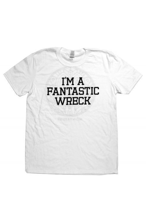 Wreck White Tshirt by Montaigne