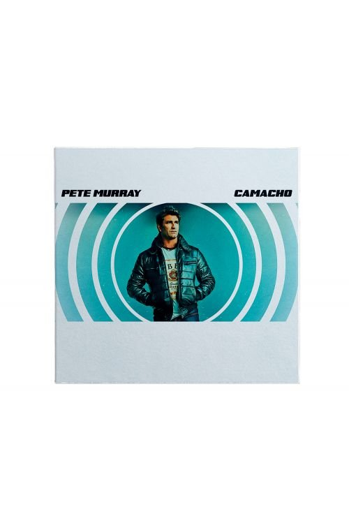Camacho CD by Pete Murray