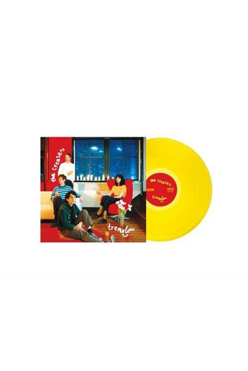 Tremolow (Limited Edition 180gm Yellow Vinyl) by The Creases