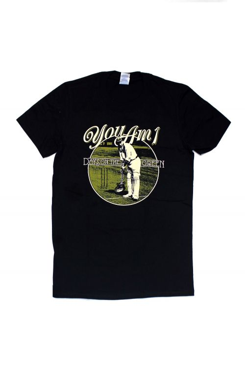 Days On The Green Black Tshirt by You Am I