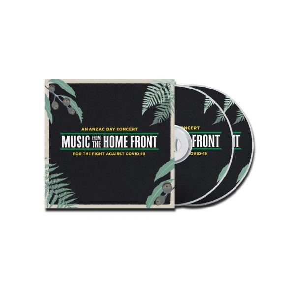 Various Artists - Music From The Home Front 2CD