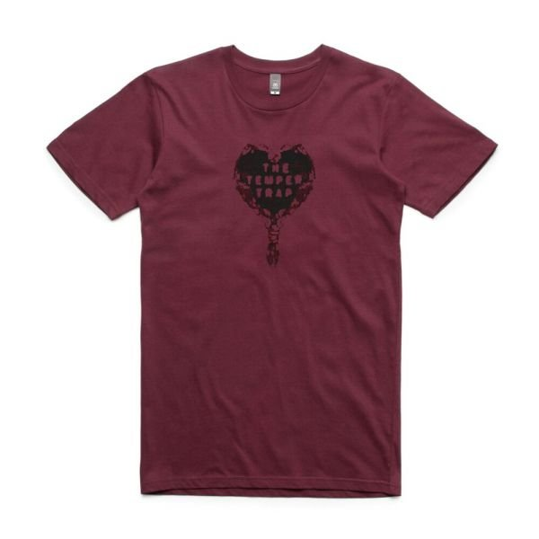 Red Heart Logo Tshirt