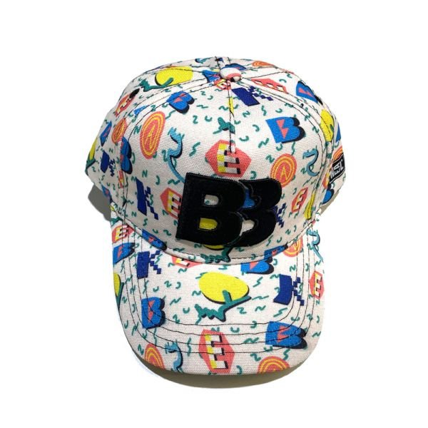 A-Frame sublimated BB snapback