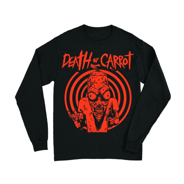 Party Carrot Longsleeve Tshirt