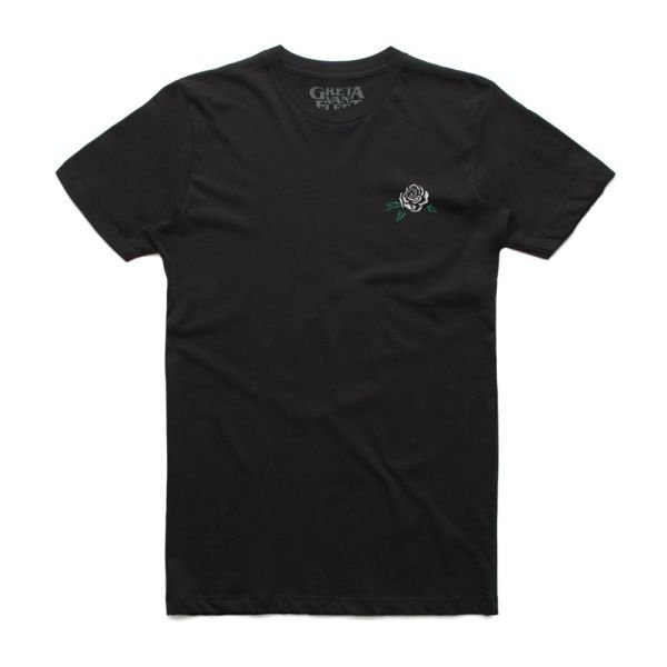 Rose (Embrodiered Pocket)Tour Tshirt