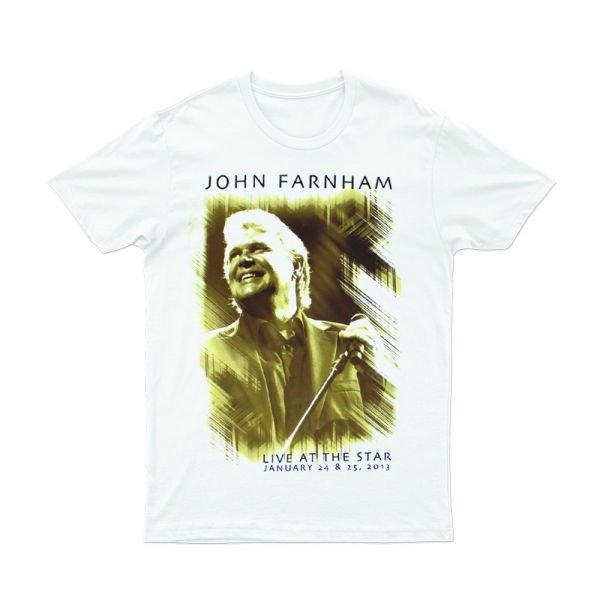 2013 White Tour Tshirt
