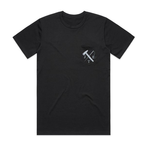 Cross Hammer Black Tshirt