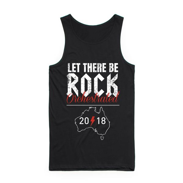 LTBR Orchestrated Black Tank