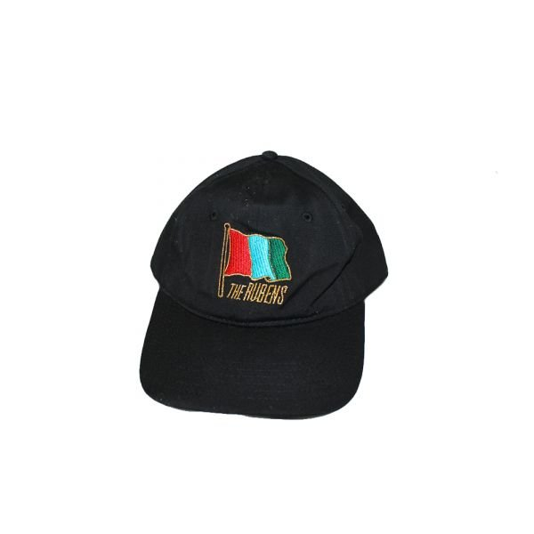 Cap Embroidered Flag