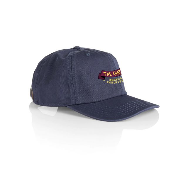 Beerus Embroidery Petrol Blue Dad Cap