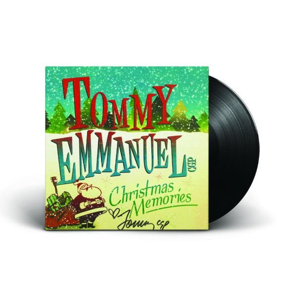Christmas Memories Vinyl (2016) Limited Signed
