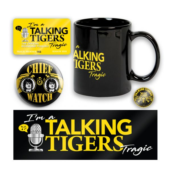 2020 Talking Tragic Club Membership Bundle Pack ( 1 Per Member) NEW MEMBERS ONLY