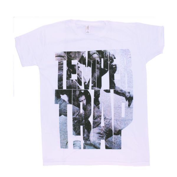 Girl's Machine - White Tshirt