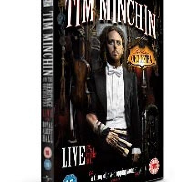 Tim Minchin and the Heritage Orchestra  Live at the Royal Albert Hall DVD