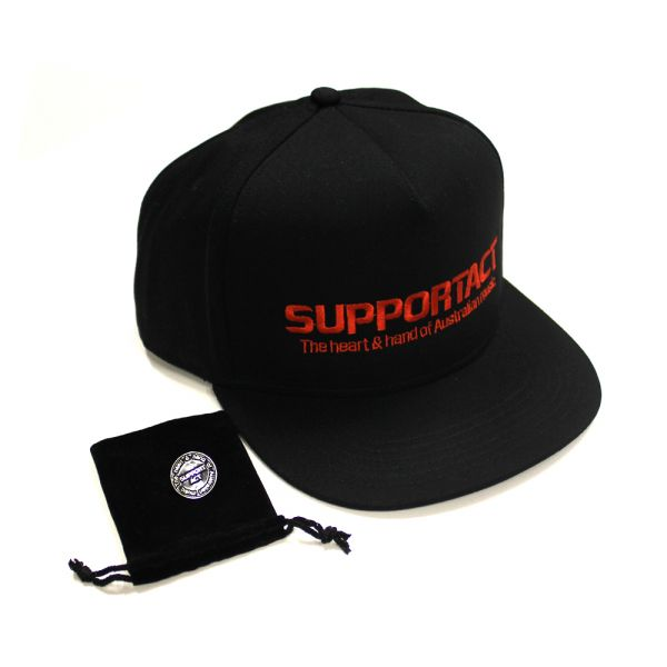Cap and Lapel Pin Bundle Pack